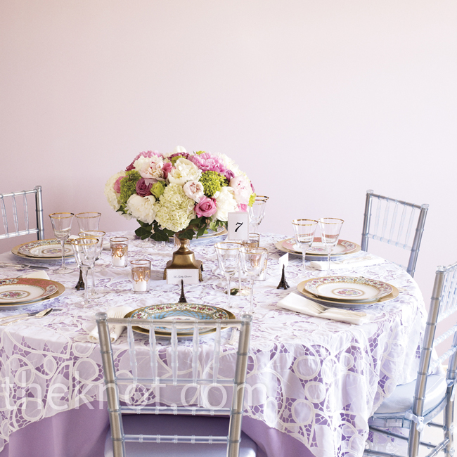 The Inspiration: French Macarons
