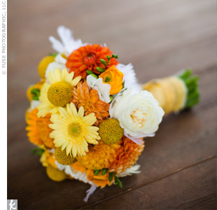 Yellow and Orange Bouquet