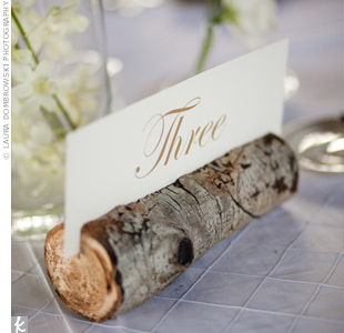 Aspen Table Numbers