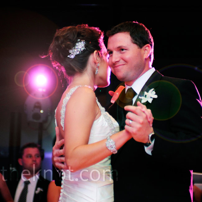 "Boone picked out the couple's first-dance song months before the wedding: ""Till There Was You"" by The Beatles."