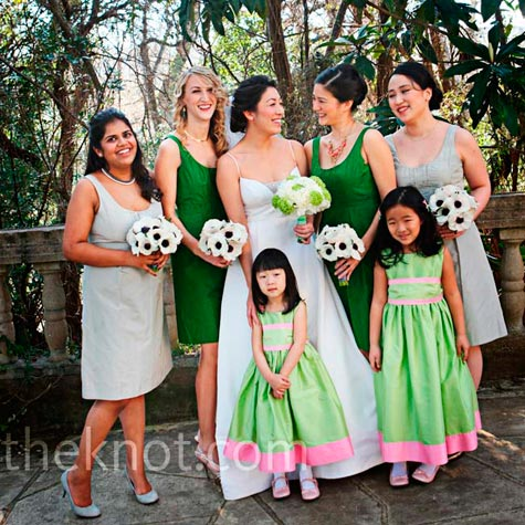 Green Dress on Wedding Dresses Engagement Rings Bridesmaid Dresses Wedding Rings