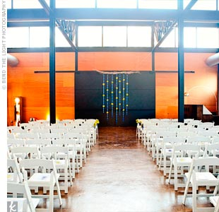 6th Street Studio Wedding