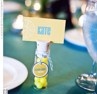 Lemonhead Candy Favors