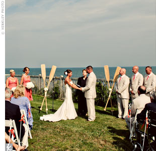 Pelham House Resort Wedding Ceremony