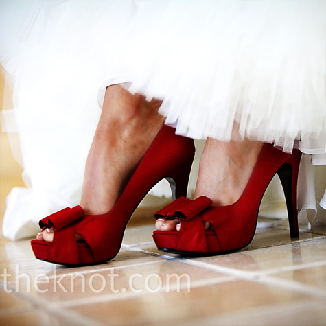 Red Weding Shoes 027 - Red Weding Shoes