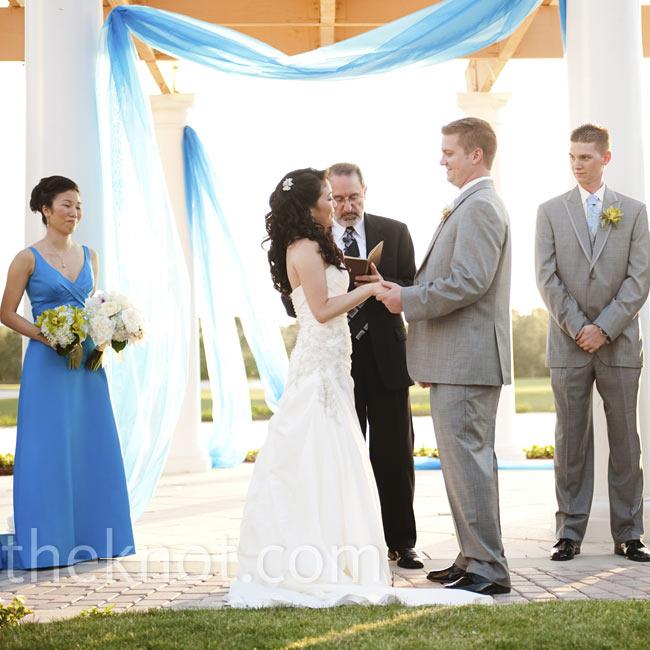 Outdoor Wedding Ceremony Orlando: The Ritz-Carlton Orlando Wedding Ceremony