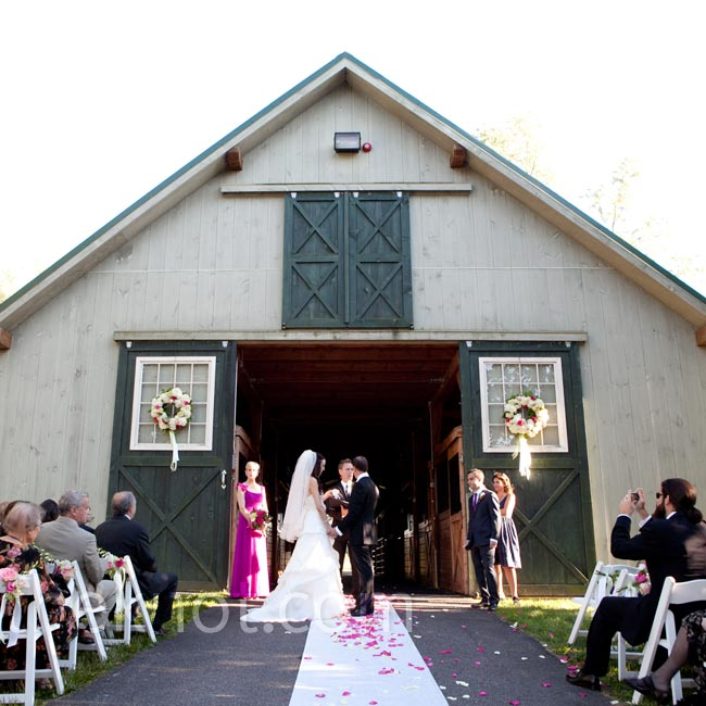 After First Considering A Destination Wedding, The Couple