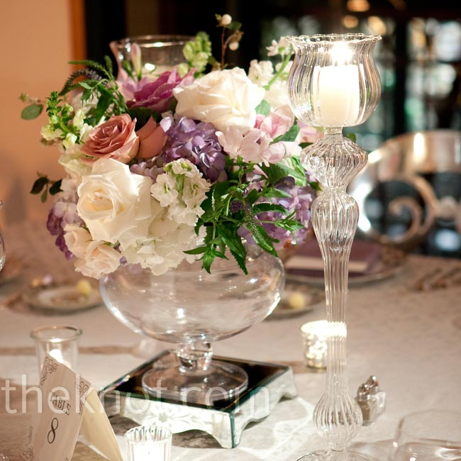 Romantic Wedding Centerpieces: Click On Image To Close