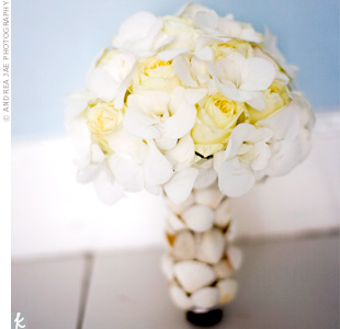 Beach Wedding Bridal Bouquet