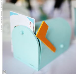 Postcard Guest Book