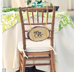 Wooden Chair Decor