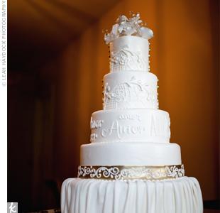 Spanish Amor Cake