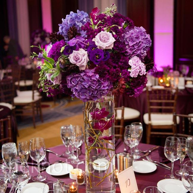 A Romantic Indoor Wedding In Boston, MA