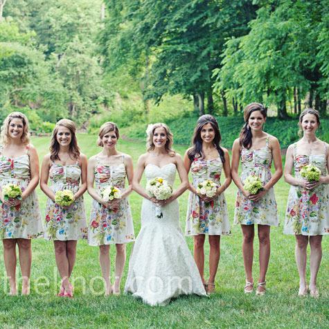 Silk Floral Dresses