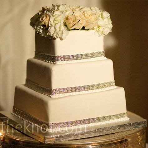 Crystal Band Cake