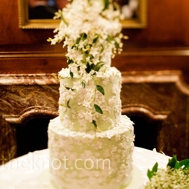 Chelsea's wedding dress 