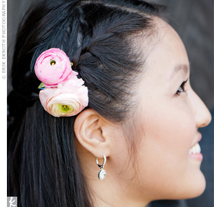 Instead of wearing an 