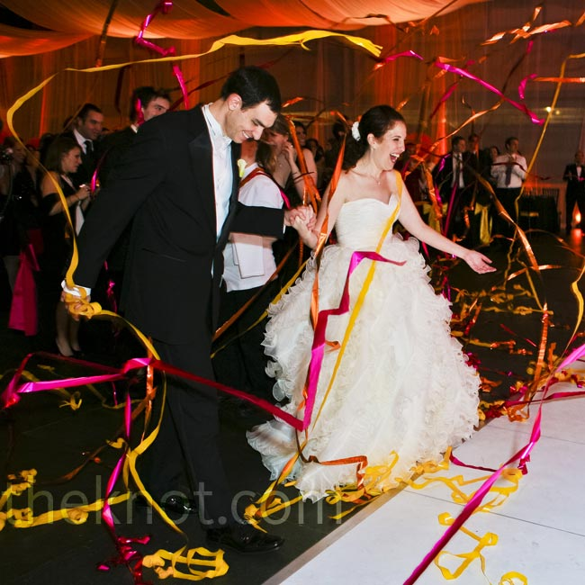 A streamer cannon 