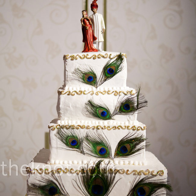 Each layer of the four-