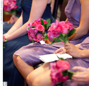 To contrast Mary Kate's 