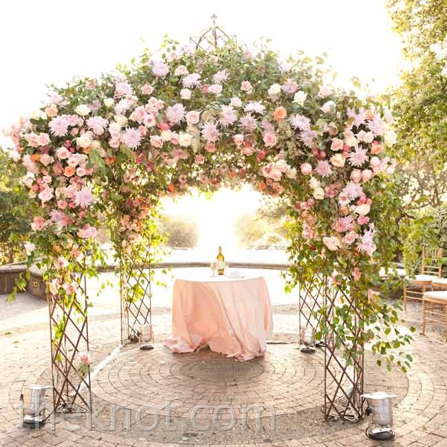 Romantic Outdoor Wedding: 301 Moved Permanently