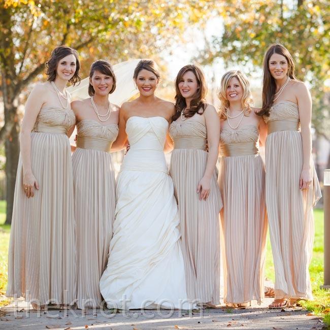 Bridesmaid Dresses Texas