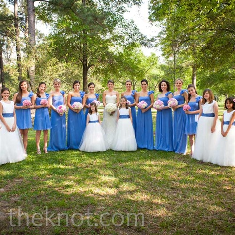 Cornflower Blue Dresses