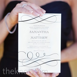 Modern Ceremony Programs