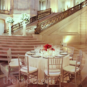 Elegant Reception Decor