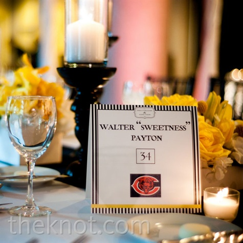 Whimsical Table Names