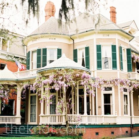 Mansion on Forsyth Park Wedding