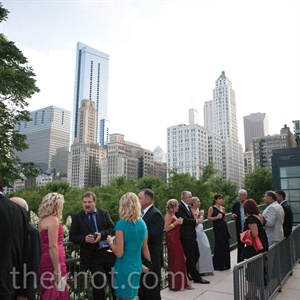 Millenium Park Wedding