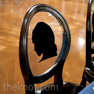 Silhouette Chair Decor