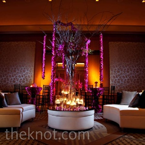 Sleek Cocktail Hour Decor