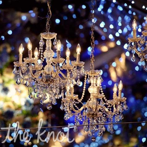 indoor crystal chandeliers