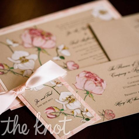 Formal Wedding Invitations