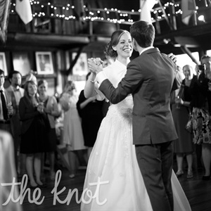 "Lara and Peter chose ""This Will Be Our Year"" by The Zombies as their first-dance song."