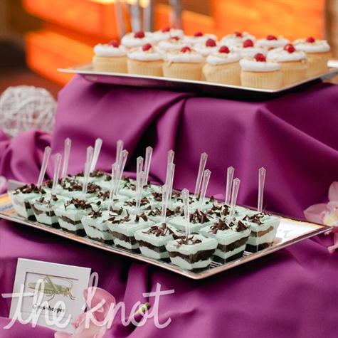 Reception Dessert Bar