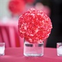 Pink Carnation Centerpieces