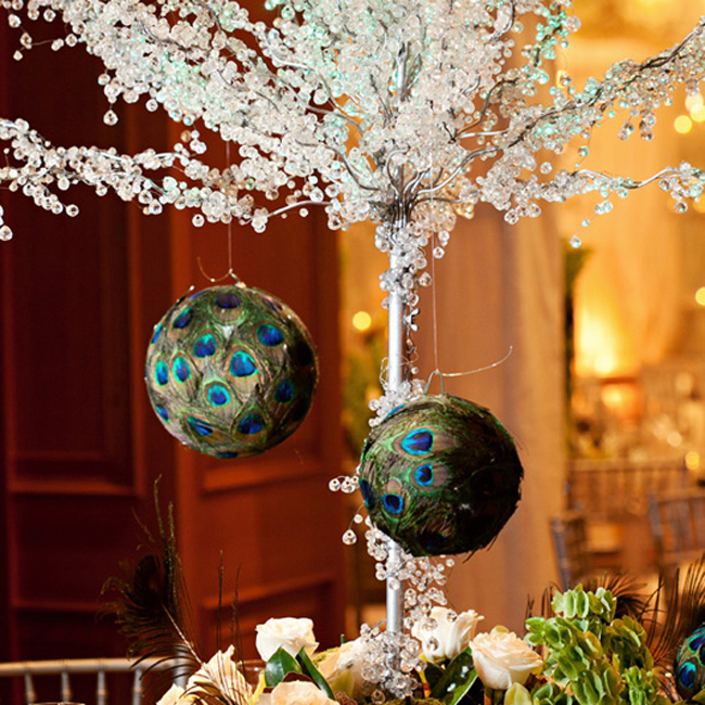 Crystal Tree Centerpiece