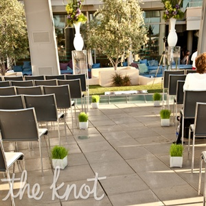 Modern Ceremony W Scottsdale