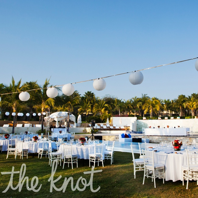 Destination Weddings Mexico: A Destination Wedding In Punta Mita, Mexico