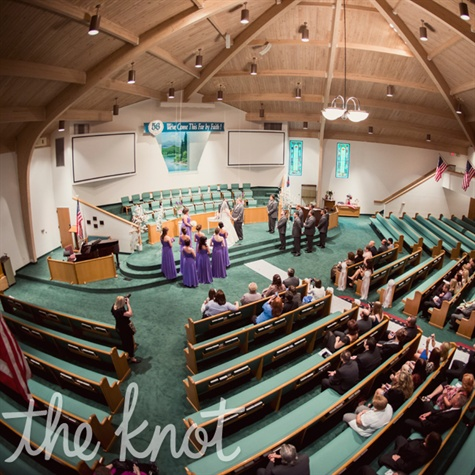 Baptist Church Ceremony