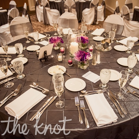 BLACK TABLE LINENS WEDDING « Wedding Planning