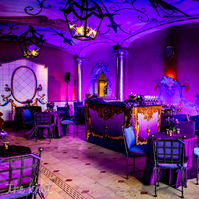 """Create a completely new feel to each event, so guests aren't bored by the time the wedding rolls around,"" Blum advises."