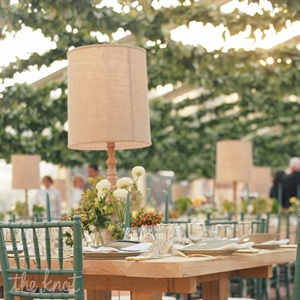 Table Lamp Centerpieces