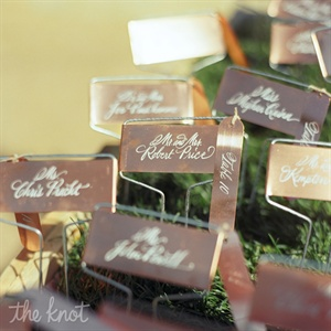 Unique Escort Cards