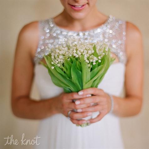Mini Flower Bridal Bouquet