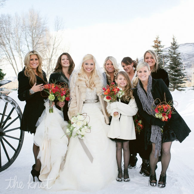 301 moved permanently for Winter wedding party dresses