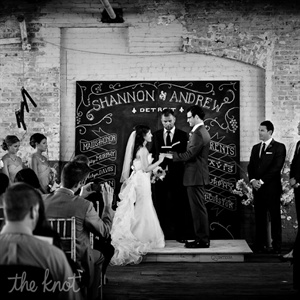 Vintage Ceremony Space